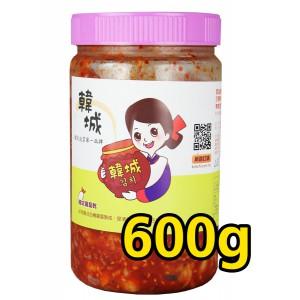 韓城韓式蘿蔔乾(600g)