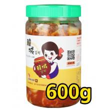 韓城*素食*韓式泡菜(600g)