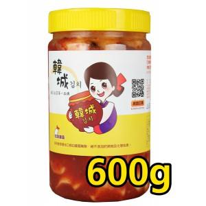 韓城正宗韓式泡菜蘿蔔(600g)